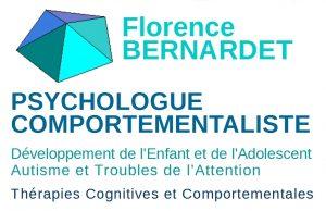 Florence Bernardet, Psychologue comportementaliste, autisme et troubles de l'attention, à Nimes
